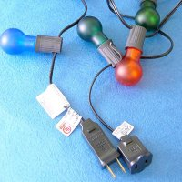 XMAS LIGHTING STRINGS